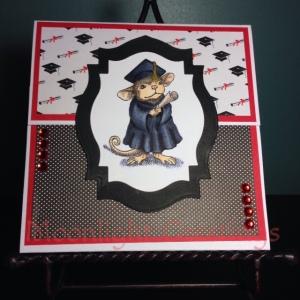 graduation mouse